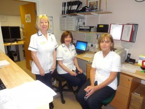 Radiography Staff Spire Yale Wrexham